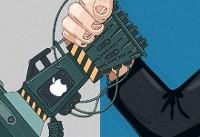 ماجرای تمام نشدنی اپل و FBI برای باز کردن قفل آیفون سارقان