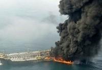 ورود گروه تجسس و نجات به داخل نفتکش/ پیکر دو تن دیگر پیدا شد