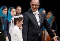 درخشش کودکان در سومین شب از جشنواره موسیقی فجر | گزارش تصویری «موسیقی ایرانیان» از اجرای ارکستر ...
