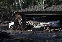 Dozens still unaccounted for in California mudslides