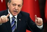 اردوغان: یک قدم هم از عملیات عفرین عقبنشینی نمیکنیم