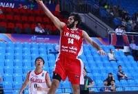 پس از برد برابر عراق/نیکخواه بهرامی: روز آشتی تماشاگران با بسکتبال بود