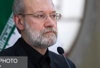 لاریجانی در پاسخ به تذکری: سوال از رییسجمهور چه باشد چه نباشد اثری در استیضاح وزرا ندارد