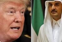 تقدیر ترامپ از اقدامات قطر در مقابله با تروریسم و افراط گرایی