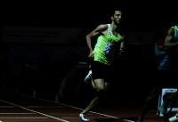 دونده تیم ملی: رکورد انتخابی را بزنم، شانس مدالم در داخل سالن آسیا زیاد است