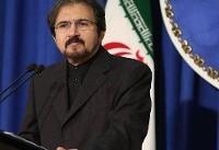 قاسمی: همه آگاه هستند که برنامه دفاع موشکی ایران به هیچ وجه قابل ...