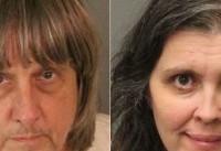 دستگیری پدر و مادر آمریکایی که ۱۳ فرزند خود را اسیر کرده بودند