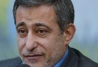 سعیدی خزانهدار کمیته ملی المپیک