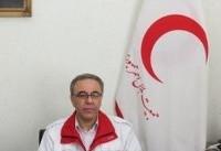هلال احمر: خسارتی از زلزله فیروزکوه فعلا گزارش نشده