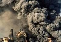 پیکرهای کشف شده نفتکش سانچی در راه ایران