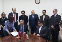 ایران پل مرزی میان ارمنستان و گرجستان را می سازد