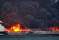 ربیعی: اقدامات چین و ژاپن در مهار آتش قابل قبول بود
