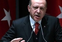 هشدار اردوغان به تحرکات آمریکا در سوریه