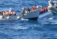 ۱۴۰۰ مهاجر سرگردان از آبهای دریای مدیترانه نجات پیدا کردند
