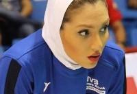با حجاب فرنوش شیخی موافقت شد