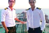 سرگذشت عجیب جوان ترین سرنشینان کشتی سانچی +عکس | ماجرای سجاد عبداللهی و پوریا عیدی پور