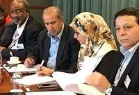 دیدار تاج و ساکت با همتایان اروپایی در جلسه برنامههای اجرایی فیفا