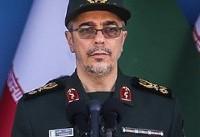 ایران نظم جهانی تعریف شده از سوی آمریکا را بر هم زد/ نیروهای مسلح برای مقابله با انواع تهدیدها ...