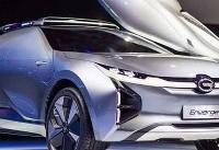 ورود اتومبیل های برقی با نمایشگرهای واقعیت مجازی به بازار! +عکس