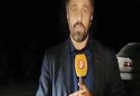 ناگفته های گزارشگر تلویزیون از لحظه فرو ریختن پلاسکو