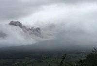 آتشفشان مایون فوران کرد؛ فیلیپین حالت فوق العاده به خود گرفت+تصاویر