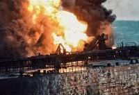 چین موقعیت لاشه نفتکش ایرانی را شناسایی کرد
