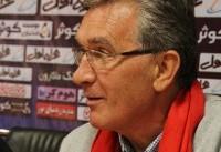 برانکو: بازی سخت و نامعلومی مقابل استقلال خوزستان داریم/  مقابل بهترین تیم خاورمیانه باختیم