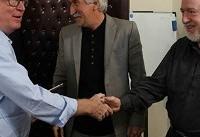 جلسه افتخاری با کمیته فنی و پیشکسوتان استقلال