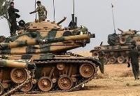 تنش در مرزهای ترکیه  سوریه بالا گرفت