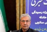 ایران «خروج پیکرهای جانباختگان از نفتکش غرقشده» را پیگیری میکند