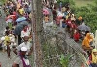 هفته آینده هزار و ۲۰۰ آواره روهینگیایی به کشورشان باز می گردند