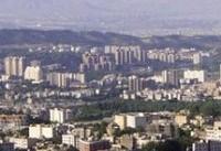 سال های گرم و خشک در انتظار تهران