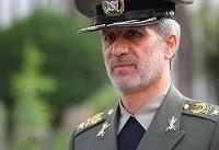 وزیر دفاع ادعای آلمان درباره مذاکرات موشکی را رد کرد