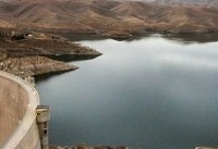 ۶۸ درصد حجم آب سدهای لرستان خالی است