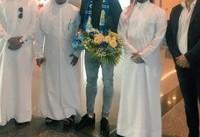 حضور سفیر ایران در مراسم معارفه طارمی