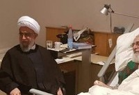 واکنش وزارت بهداشت به ادعای نادرست برداشتن اشتباهی کلیه آیت الله هاشمی شاهرودی