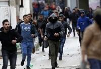 شهادت یک فلسطینی در کرانه باختری