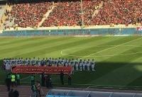 خوشوبش آندو با برانکو و شعار علیه فیروز کریمی