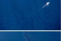 ۴ لکه آلودگی نفتی نفتکش سانچی در دریای چین؛ از ۵.۵ کیلومتر تا ۴۸ ...