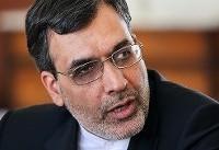 جابری انصاری تهران را به مقصد مسکو ترک کرد