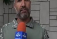 فرمانده تیم تکاوران ارتش: شرایط برای ورود به نفتکش سانچی اصلا فراهم نبود