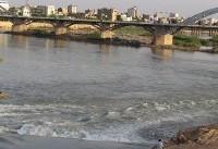 کاهش ۴۰ درصدیدبی آب کارون/ ضرورت تشکیل ستاد خشکسالی خوزستان