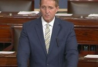 Can Jeff Flake turn the tide in the Republican war on the media?
