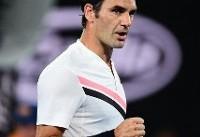 فدرر راهی دور سوم تنیس اُپن استرالیا شد