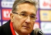 برانکو: به لحاظ فنی نمیتوانم ایرادی به بازیکنانم بگیرم/ موقعیتهای ما باید گل شود