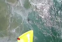 New lifesaving drone rescues teenagers swept out to sea in Australia just hours after launch