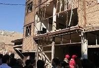 انفجاری مهلک در اسلامشهر ۶ مصدوم برجای گذاشت