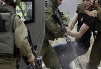 بازداشت ۶ فلسطینی در کرانه باختری