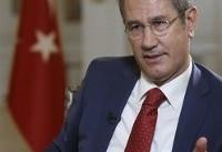 وزیر دفاع ترکیه: گزینهای جز عملیات نظامی در شمال سوریه نیست