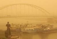 گرد و خاک در خوزستان/ ادامه وضعیت هوا تا امشب